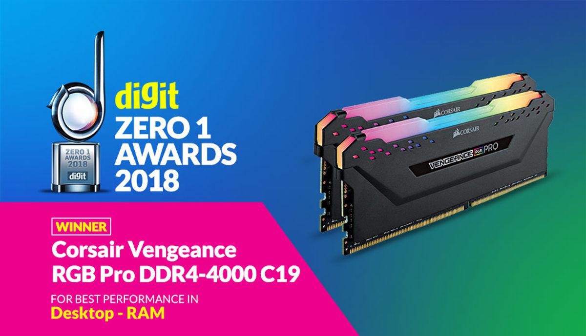 Zero1 Awards 2018 - Desktop - RAM | Digit