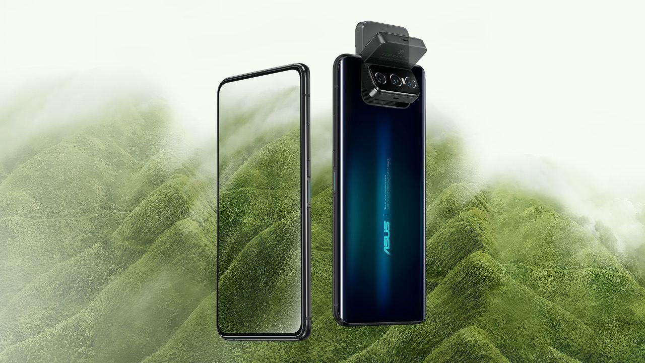 Launched Asus Zenfone 7 Pro