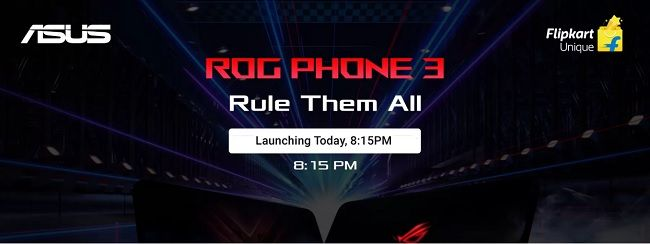 asus rog phone 2 to launch today live streaming
