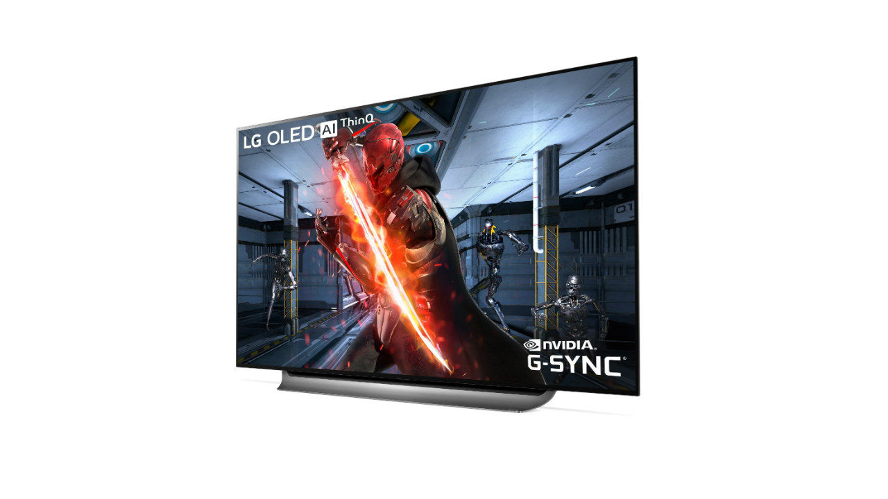 LG 2019 OLED TVs to get Nvidia G-Sync support via an update.