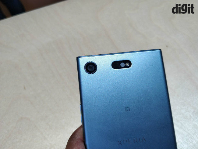 Sony Xperia XZ1 with 19MP camera and 3D Creator mode