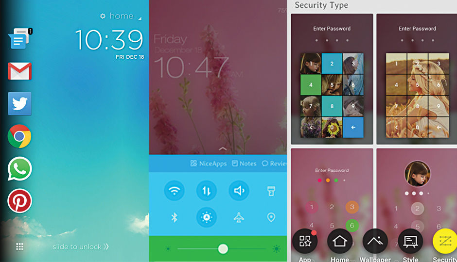 Slide 1 - Customise your Android experience with these 5 lockscreen