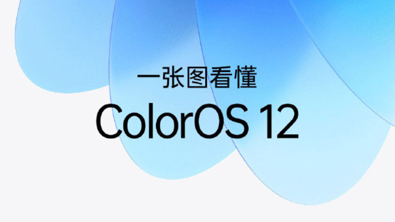 Oppo ColorOS 12 based on Android 12 unveiled list of supported Oppo, OnePlus devices revealed