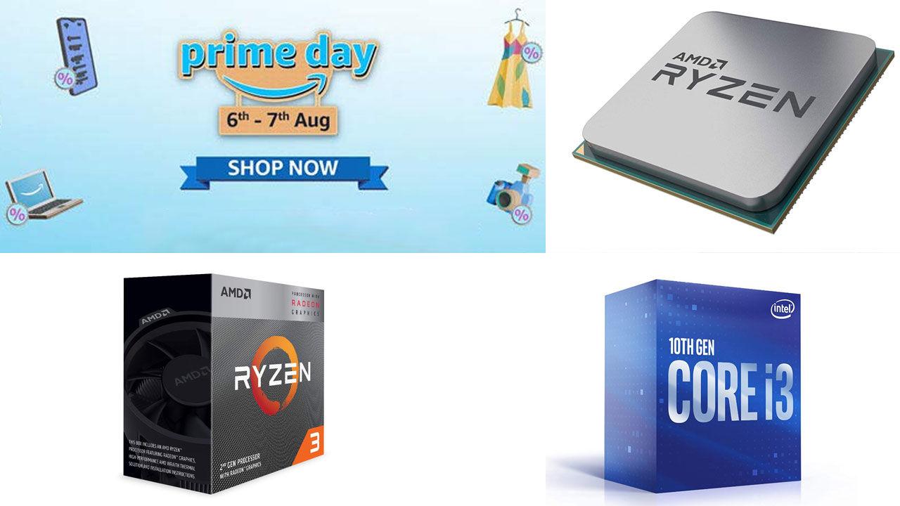 Amazon Prime Day 2020 Sale Best Deals On Amd And Intel Desktop Processors Digit