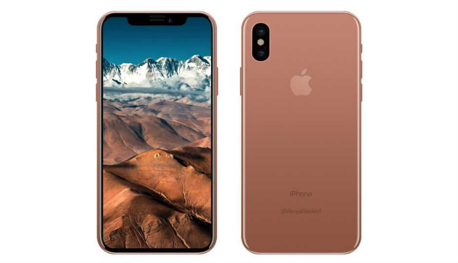 Apple Iphone 8 Blush Gold Variant To Launch Only In 64gb And 128gb