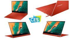 CES 2020: Samsung Galaxy Chromebook की कुछ जबरदस्त खूबियाँ