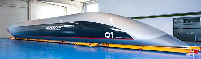 hyperloop transportation technologies
