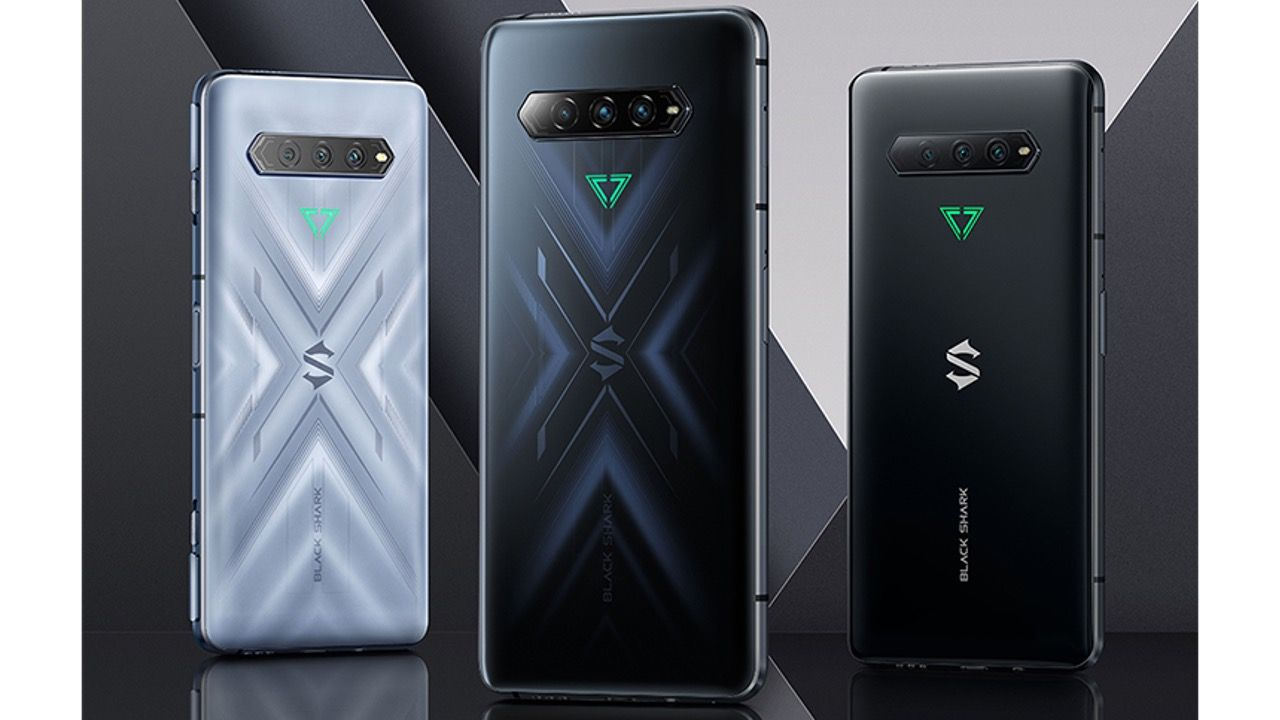 Black Shark 4 series with 144Hz display launched to take on Asus ROG Phone 5 gaming smartphones | Digit