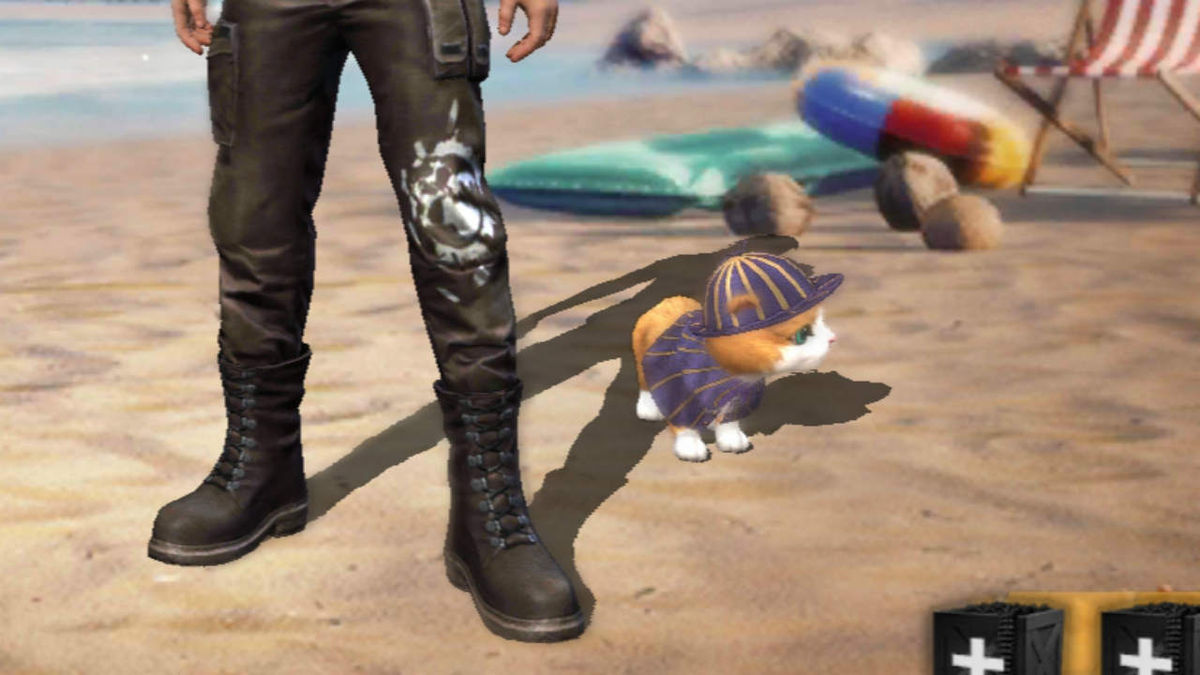 Garena Free Fire A Guide To Pets Digit