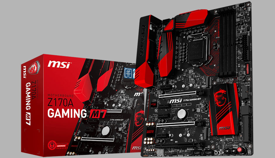 MSI Z170A Gaming M7 Review