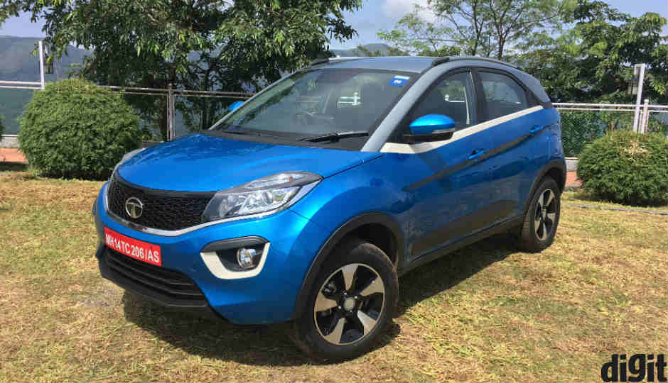 Tata Nexon: First drive, technology review | Digit.in