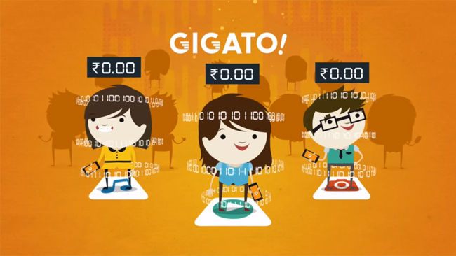 Gigato's Toll Free internet | Digit