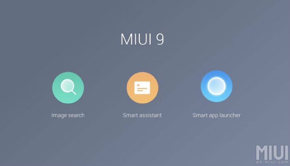 Xiaomi miui 9 brings three new features including smart assistant xiaomi miui 9 brings three new features including smart assistant stopboris Images