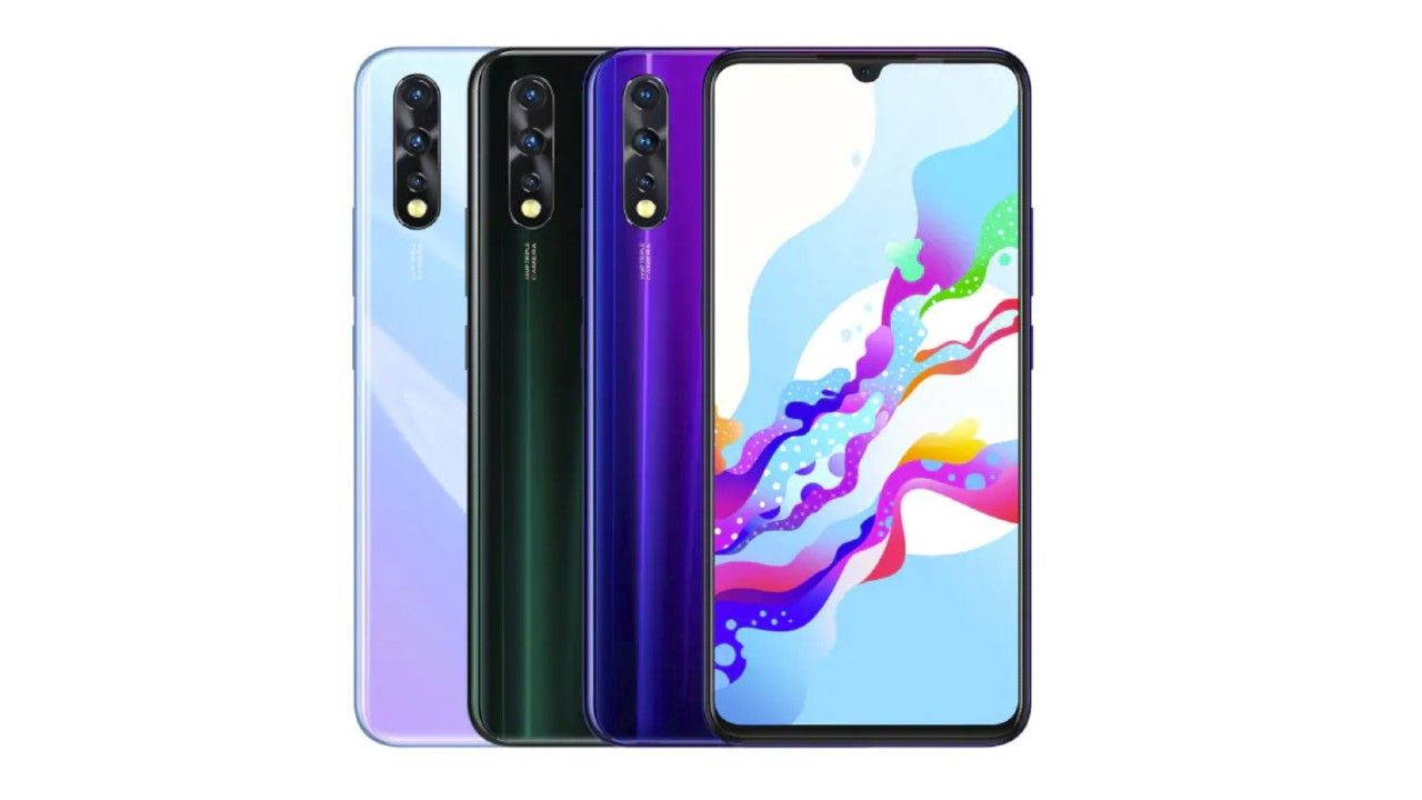 Vivo Z5 launched in China with 4500mAh battery, triple rear
