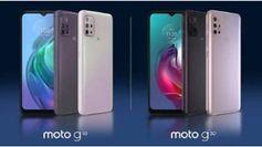मोटोरोला जल्द भारत में पेश करेगा Moto G10 और Moto G30, कंपनी ने कहा इन्हें असली ऑल राउंडर