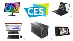 CES 2020: Lenovo announces ThinkSmart View, Legion Y740S, BootStation eGPU, refreshed ThinkPads and more