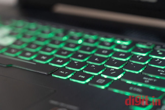 Asus TUF Gaming FX505 Review