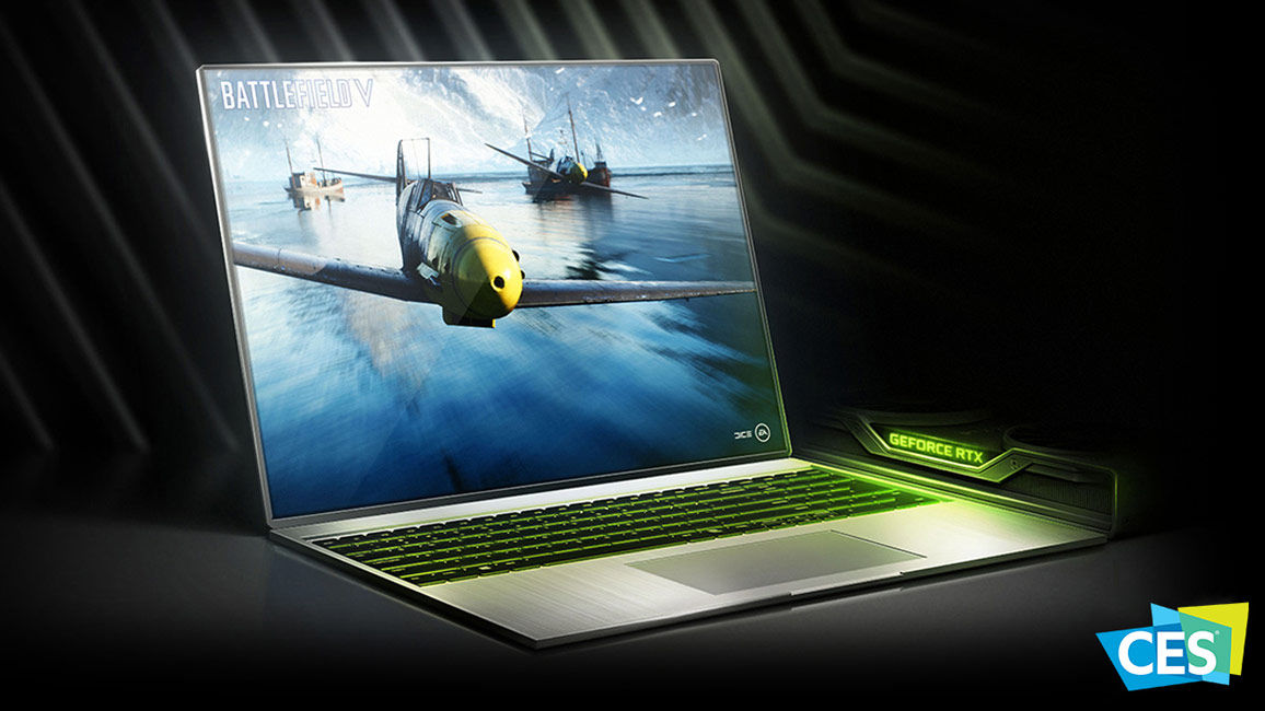 NVIDIA RTX 3060 3070 3080 Gaming Laptop CES 2021 Content Creation
