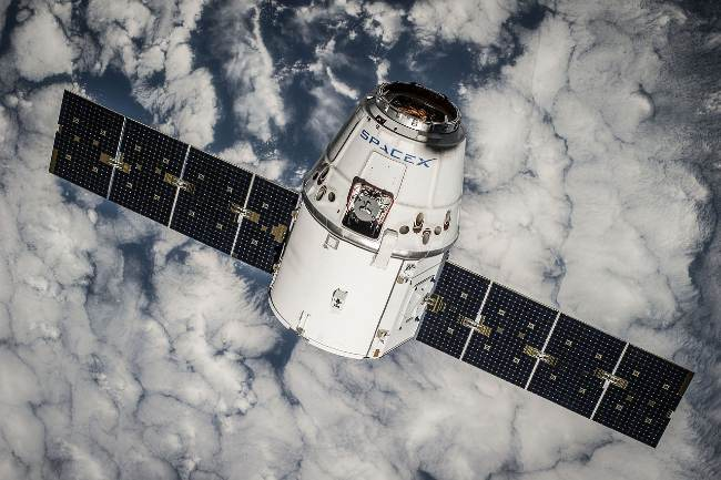 What do authorities have to say about SpaceX's entry into India?