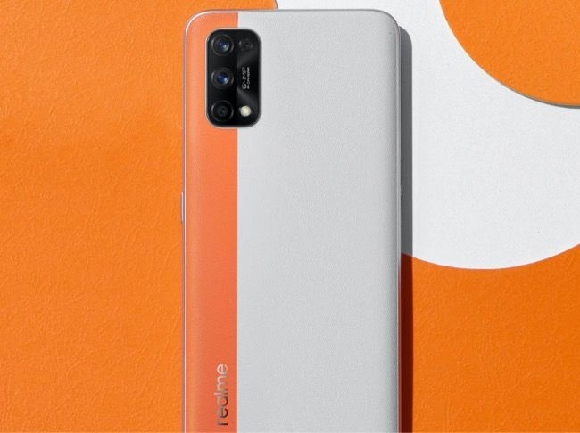 Realme 7 Pro Sun Kissed Leather Special Edition launched in India