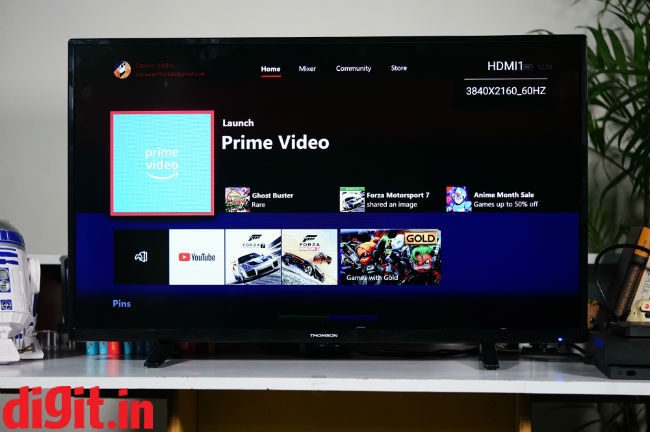 Thomson LED Smart TV B9 102cm (40) Review
