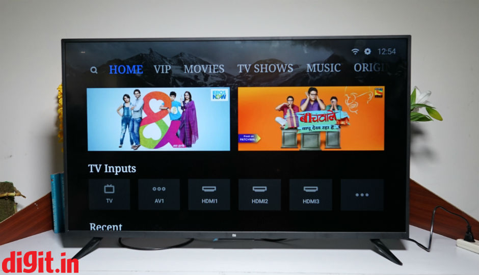 Mi Tv 4a Pro 49 Inch Review Digitin