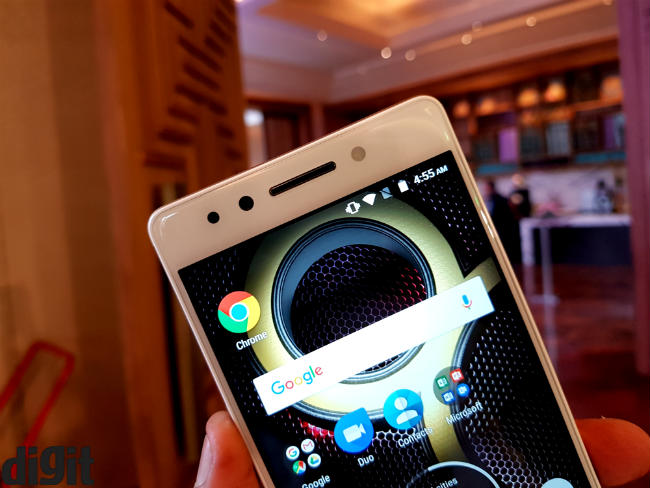 Lenovo K8 Note First Impressions: Ditching the custom UI | Digit
