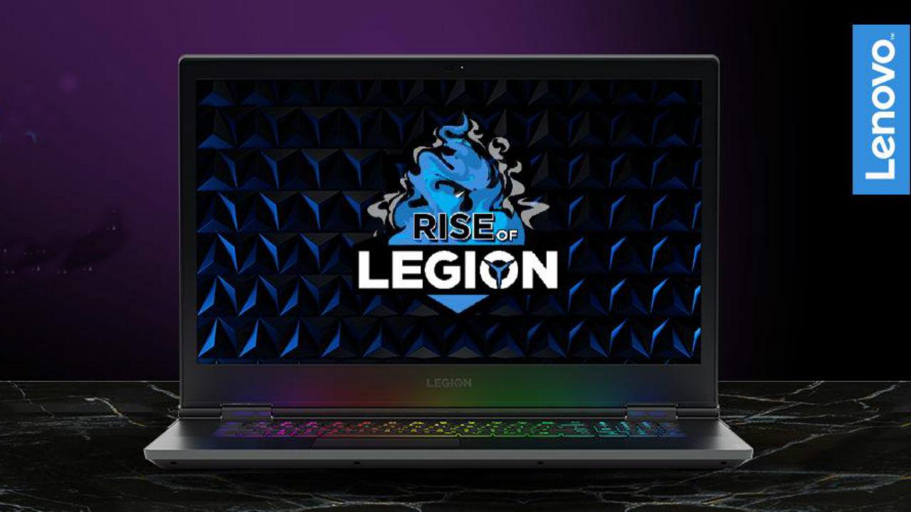 lenovo rise of legion gaming tournament kicks off in india digit lenovo rise of legion gaming tournament