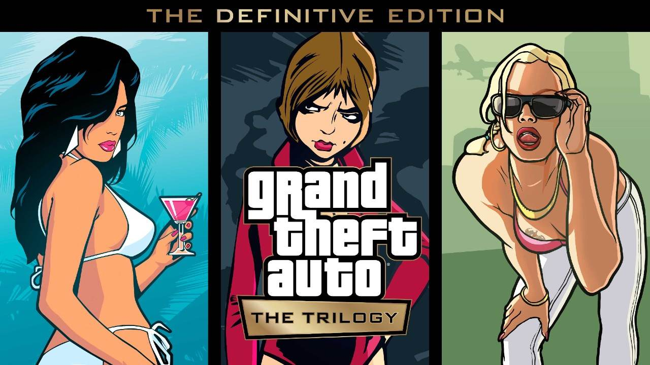 The Grand Theft Auto Trilogy  Definitive Edition will come to your PCConsole soon