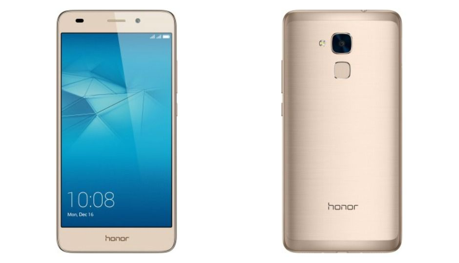 Honor 5C in the Test