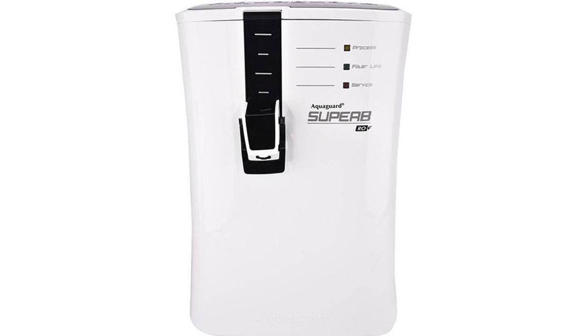 Aquaguard Superb RO 6.5 L RO Water Purifier (Black and White)