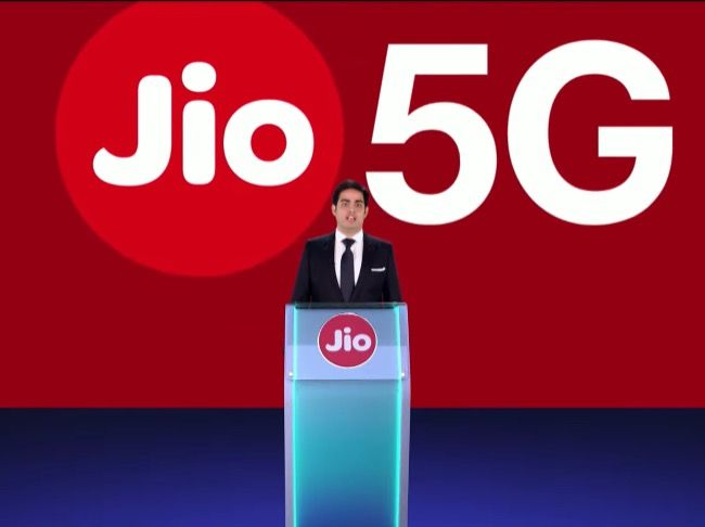 Reliance Jio planning on rolling out 5G services in India