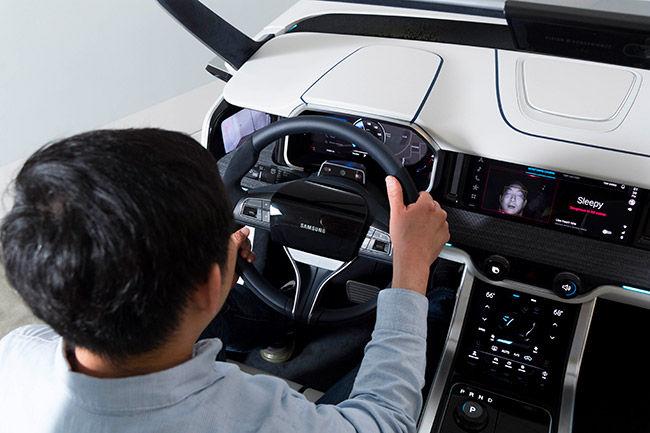 Detecting sleepy drivers using technology