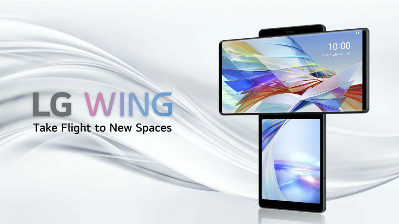 5 reasons to buy the LG Wing 5G smartphone
