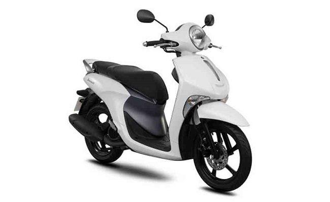 Yamaha Janus electric scooter