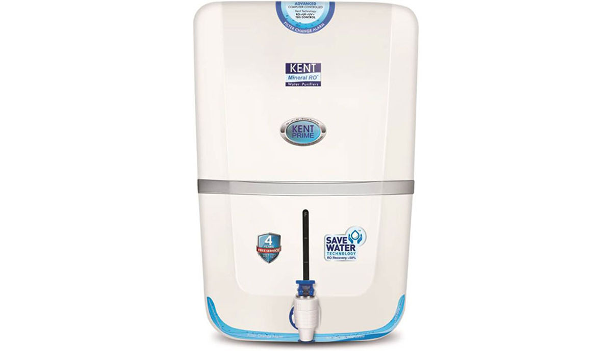 Kent PRIME (11028) 9 L RO + UV +UF Water Purifier (WHIET)
