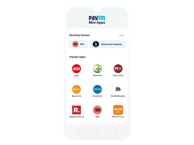 Now read Digit on Paytm Mini App Store