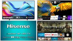 Amazon 55 இன்ச் கொண்ட 4K HD ஸ்மார்ட் டிவியில் 54% வரையிலான டிஸ்கவுண்ட்.