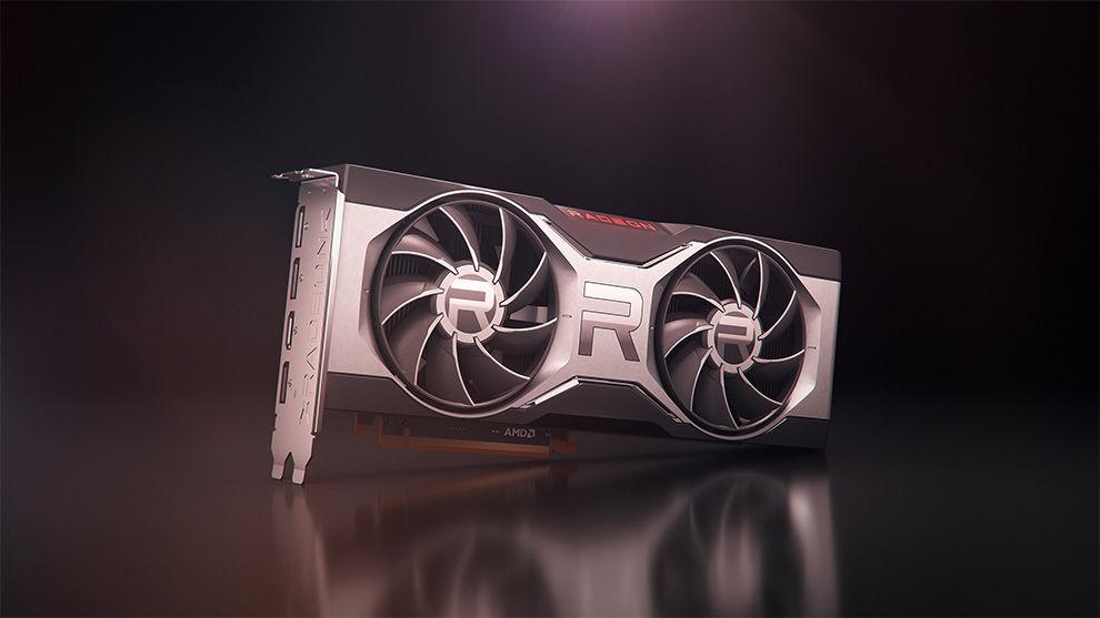 AMD Radeon RX 6700 XT Graphics Card RDNA 2