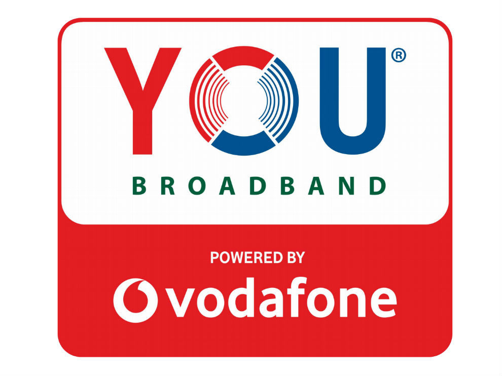 You Broadband is owned by Vodafone and offers Unlimited broadband plans.