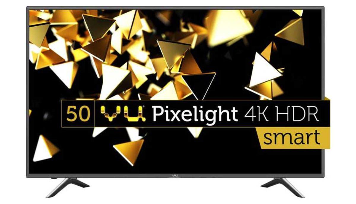 VU 50 அங்குலங்கள் Smart 4K LED டிவி