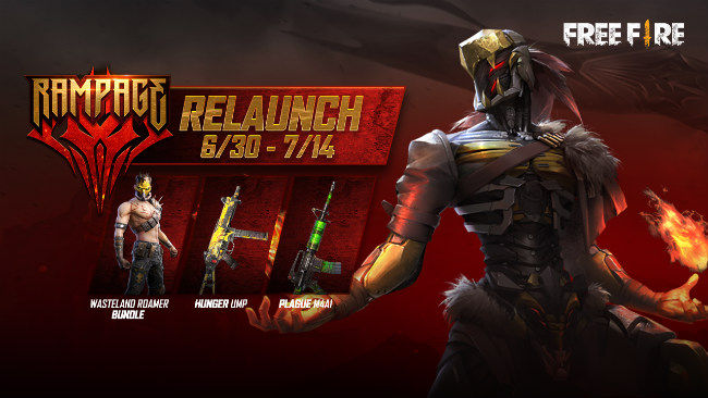Garena Free Fire Road Map For July Here S What To Look Forward To