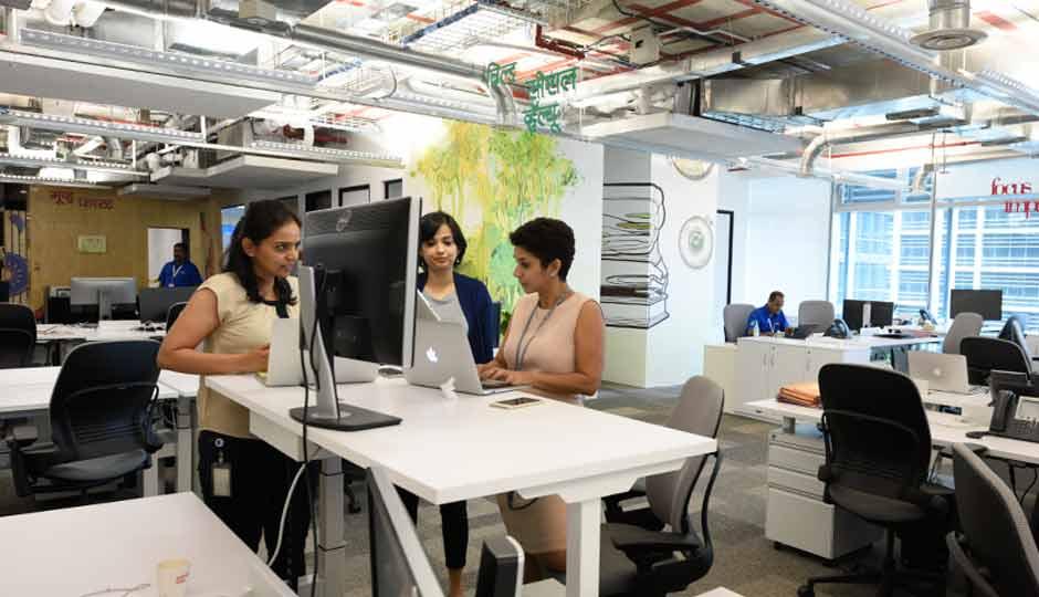 facebook office interior. In Pictures: Facebook\u0027s New Office Mumbai Facebook Interior