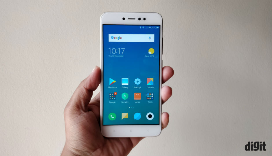 Xiaomi Redmi Y1 And Y1 Lite Launched In India Digit In