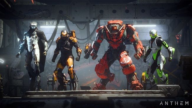 Anthem is mercifully cancelled by Bioware