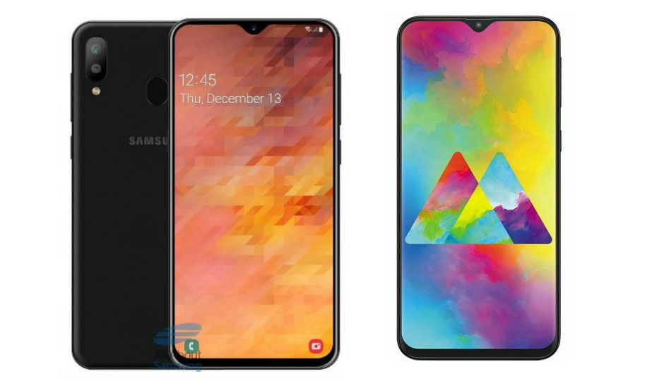 Specs comparison: Samsung Galaxy M30 vs Galaxy M20
