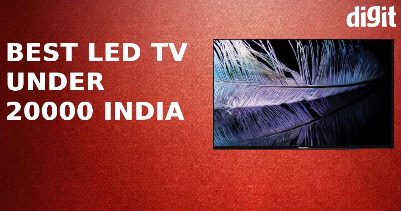 Best LED TV under 20000 India