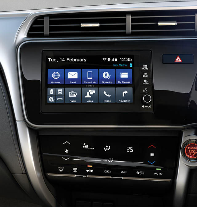 A Look At The Technology And Electronics In The New Honda