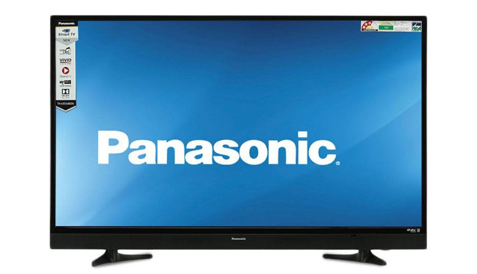 Panasonic 43 Inches Smart Full Hd Led Tv Price In India