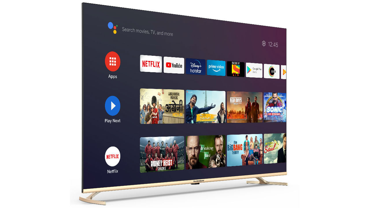 Thomson launches a brand new vary of licensed Android TVs beginning at Rs 10,999, additionally launches 75-inch Android TV priced at Rs 99,999